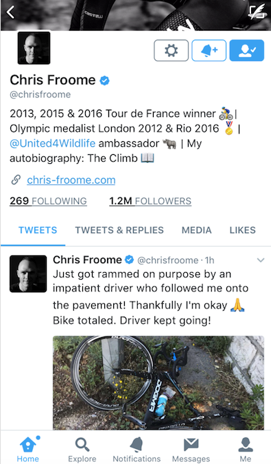1Chris Froome